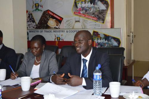 Domestication of Regional Harmonised Standards
